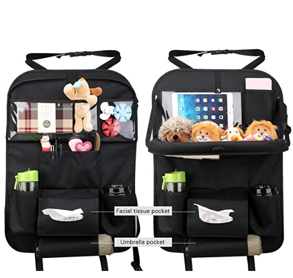 (Only $14.99 Today) Car Seat Back Organizer