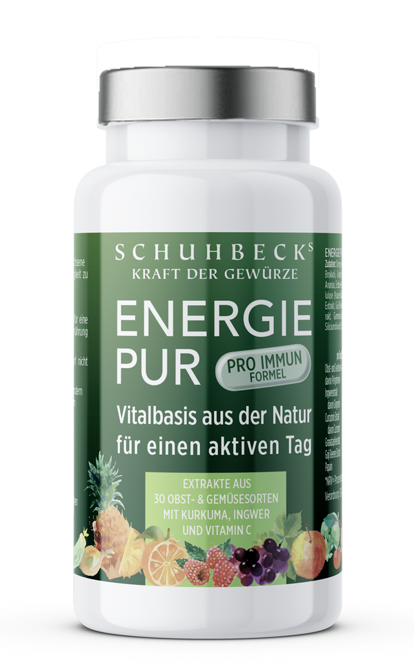 Schuhbecks Energie Pur
