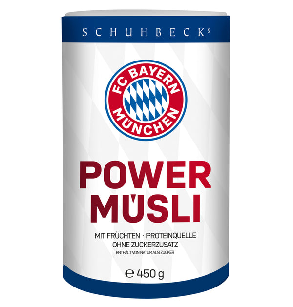FCB Power Müsli