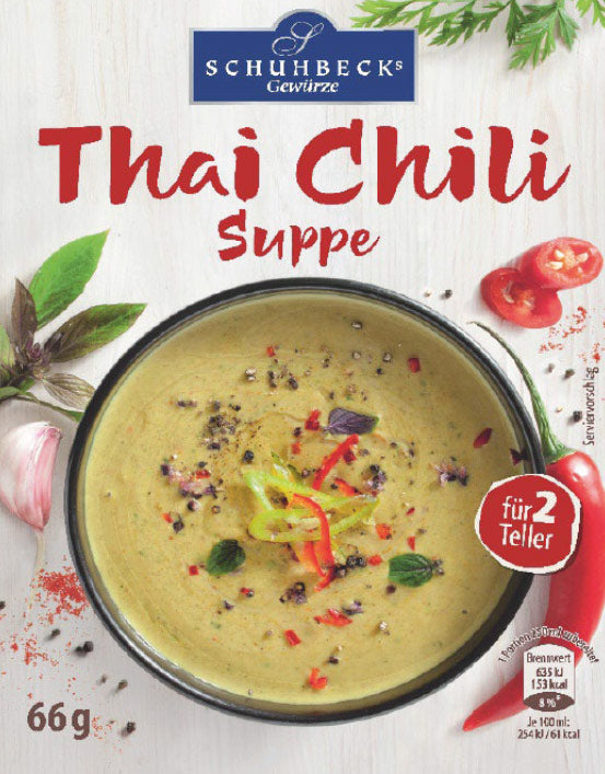 Thai Chili Suppe