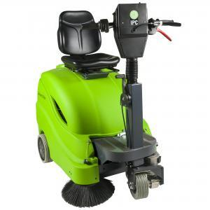 512R Vacuum Rider Sweeper (FREE SHIPPING)
