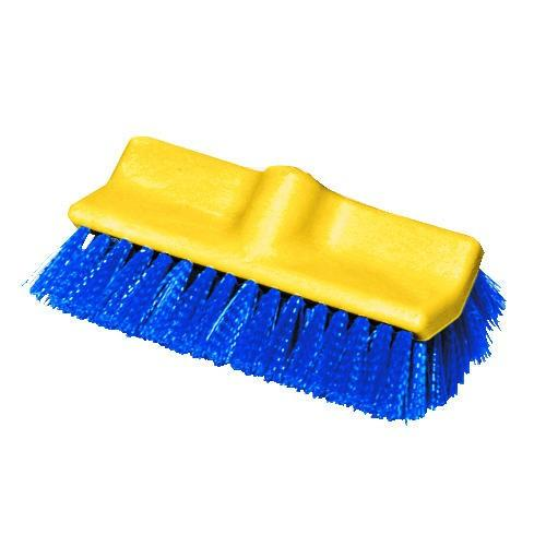 Bi-Level Deck Scrub Brush