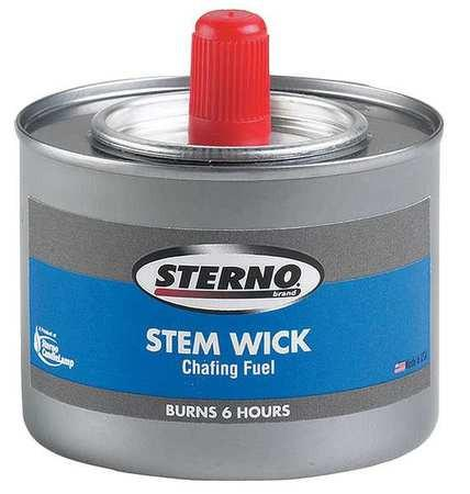 Sterno® 6-Hour Stem Wick Chafing Fuel 24 cans