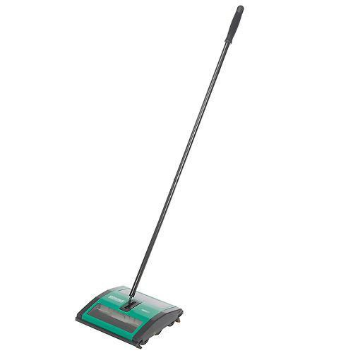 Bissell 7.5″ Commercial Grade BG21 Manual Push Sweeper