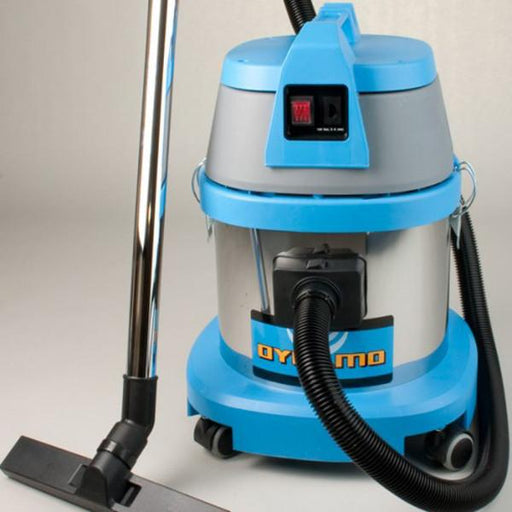 Dynamo™ 5 Gallon Wet/Dry Vacuum Stainless Steel