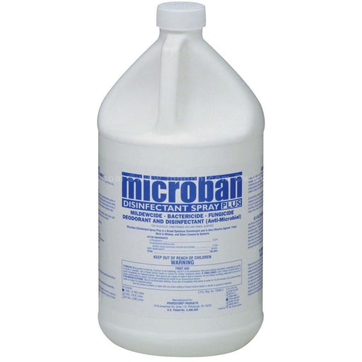 Microban® Disinfectant Spray Plus Case