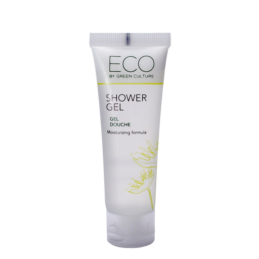 Eco By Green Culture-Shower Gel 30ml Tube, 12/Pack