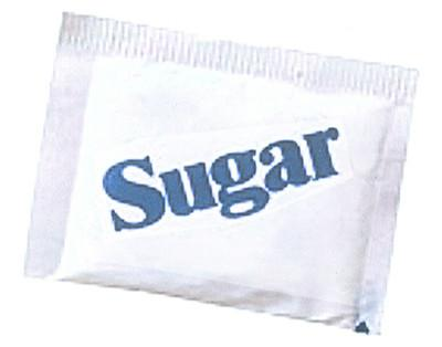 Individual Sugar Packets 2,000cs