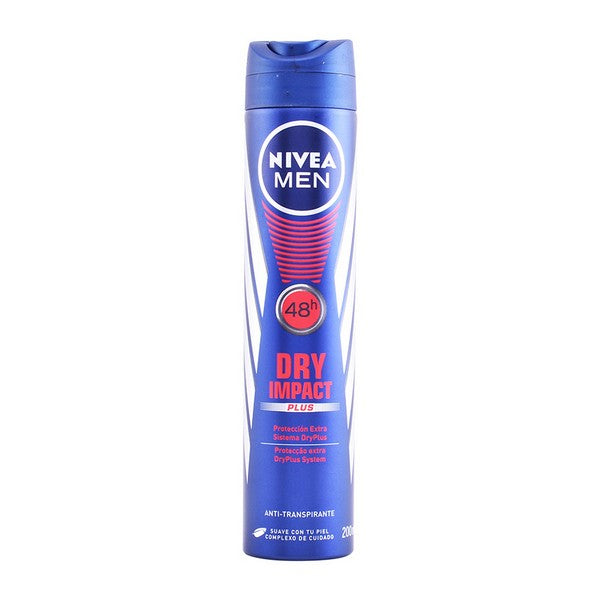 Spray déodorant Men Dry Impacto Nivea