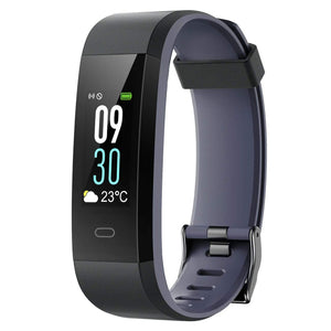 holyhigh Fitness Tracker Black Grey HolyHigh Fitness Tracker