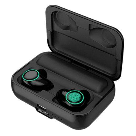 holyhigh earbuds Black HolyHigh Wireless Bluetooth Earbuds