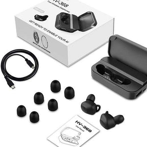 holyhigh earbuds HolyHigh Bluetooth 5.0 Wireless Earbuds 3000mAh