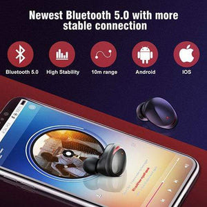 holyhigh earbuds HolyHigh True Bluetooth 5.0 Earbuds(US Warehouse)