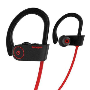 holyhigh earbuds Red HolyHigh Wireless Earphones