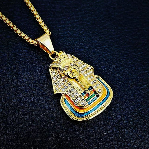 Collier Égyptien | Pharaon dOr - collier pharaon
