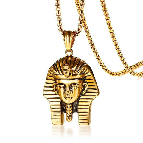 Collier egyptien Toutankhamon - collier toutankhamon