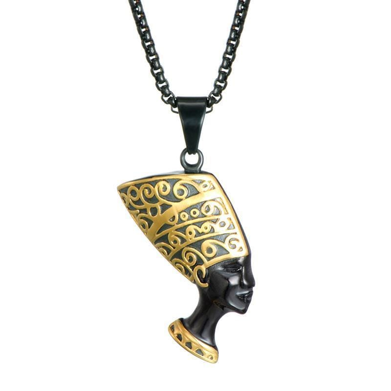 Collier Nefertiti - collier nefertiti