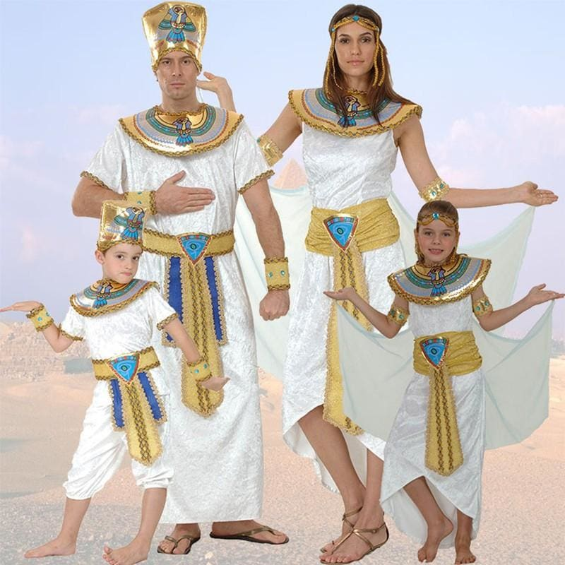 Costume des Pharaons - costume egyptien