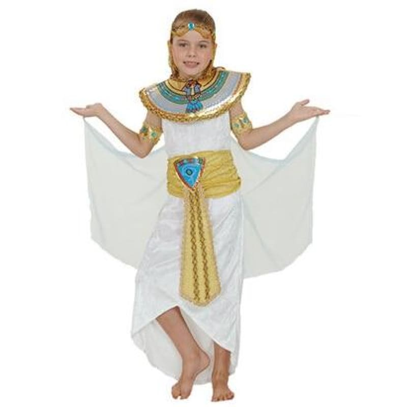 Costume des Pharaons - Fille / Taille Unique / Pharaonne - costume egyptien