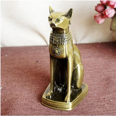 Statue chat egypte