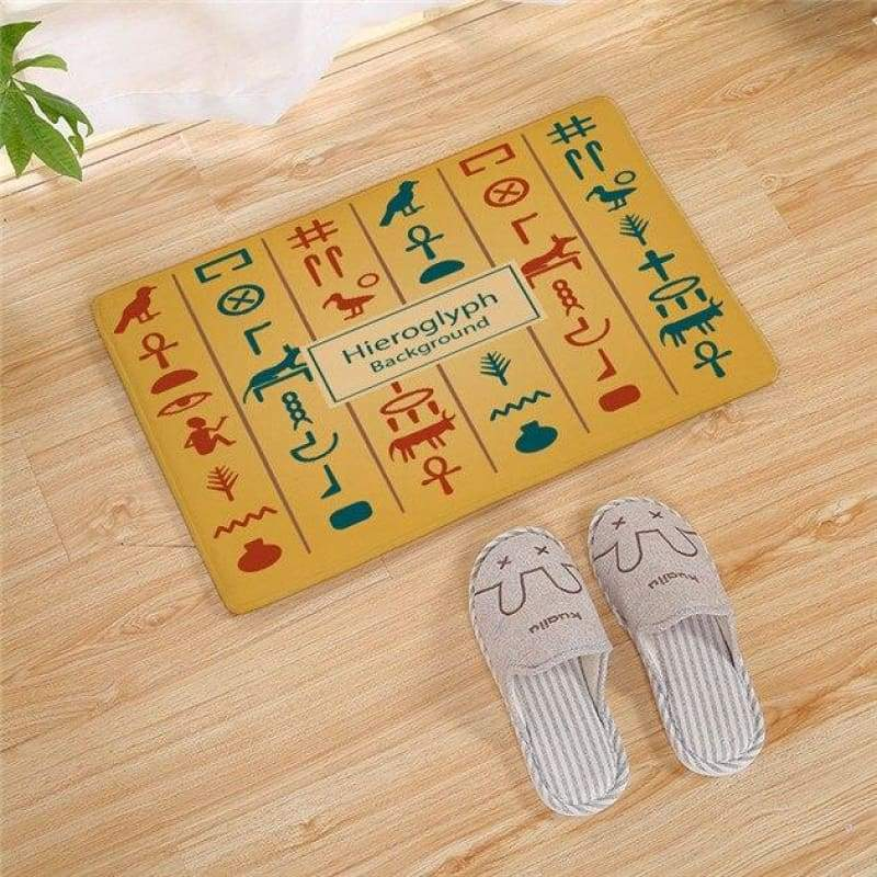 TAPIS EGYPTIEN - 10 / 500mm x 800mm - TAPIS EGYPTIEN