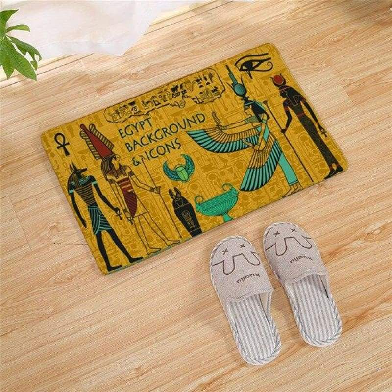 TAPIS EGYPTIEN - 13 / 500mm x 800mm - TAPIS EGYPTIEN