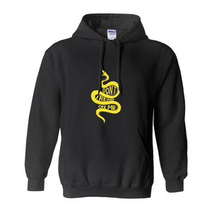 """Don't Tread on Me"" Hoodie"
