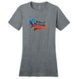 """I Believe in My Country"" Women's T-Shirt"