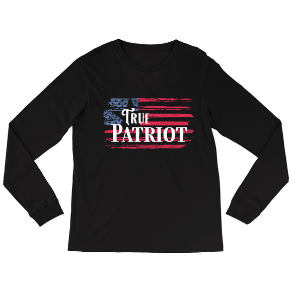 True Patriot Long Sleeve Shirt