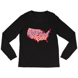 Are You Okay with the Media Choosing the President Long Sleeve Shirt