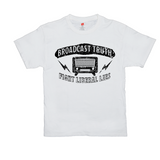 """Broadcast Truth"" Men's T-Shirt"