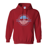 """One Nation Under God"" Hoodie"