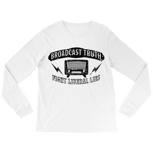 Broadcast Truth Long Sleeve Shirt