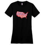 Are You Okay with the Media Choosing the President? Women's T-Shirt