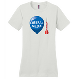 Facts and the Liberal Media Women's T-Shirt