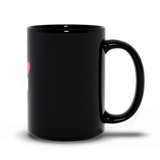 """The Media Love Socialism"" Mug (Black)"