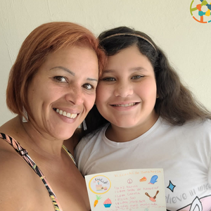 12 year-old shares her cake recipe to celebrate Mother's Day!