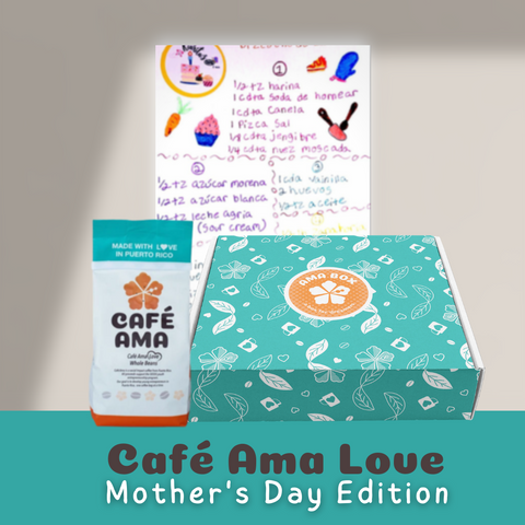 Café Ama Love Mother's Day edition
