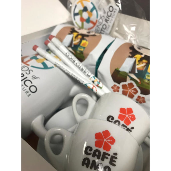 Café Ama Holiday Kit and Gift