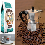 Puerto Rican Coffee Kit with Cafe Ama's First edition