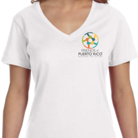 Friends of Puerto Rico T-Shirt (V-neck)