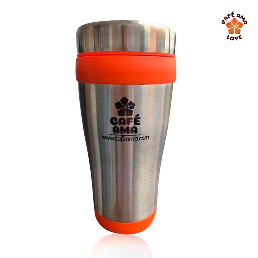 Café Ama 16oz. Travel Tumbler