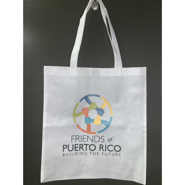 Friends of Puerto Rico Tote Bag