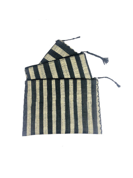 Hand Woven Clutches (Set of 3)