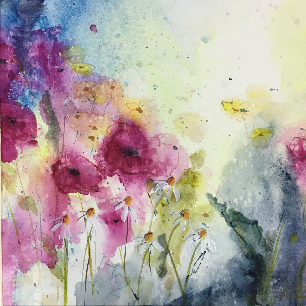 Watercolour 2 (Wednesdays 1-3pm) Starting 24th April 2019