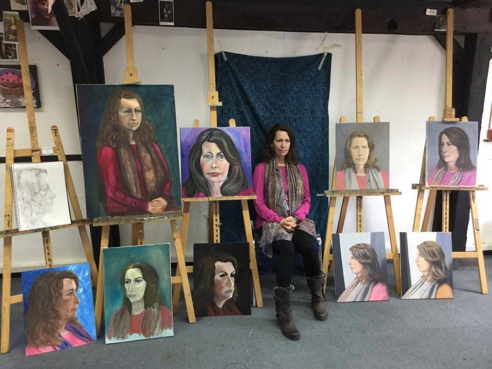 Portraiture (Tuesdays 10-12)starting on 25th February 2020