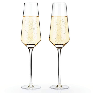 Raye Champagne Glasses - Set of 2