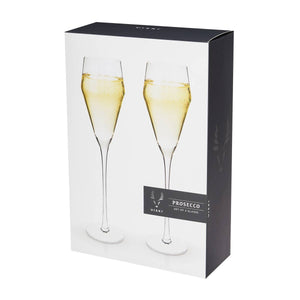 Raye Prosecco Glasses, Set of 2