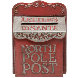 North Pole Mailbox