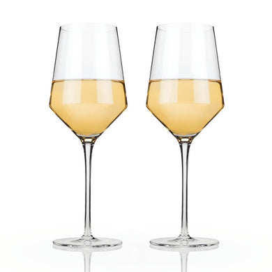 Raye Chardonnay Wine Glasses - Set of 2